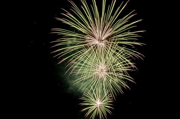 Fireworks 2011 Vancouver