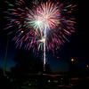Fireworks @Herndon Community Center, July4th 2014