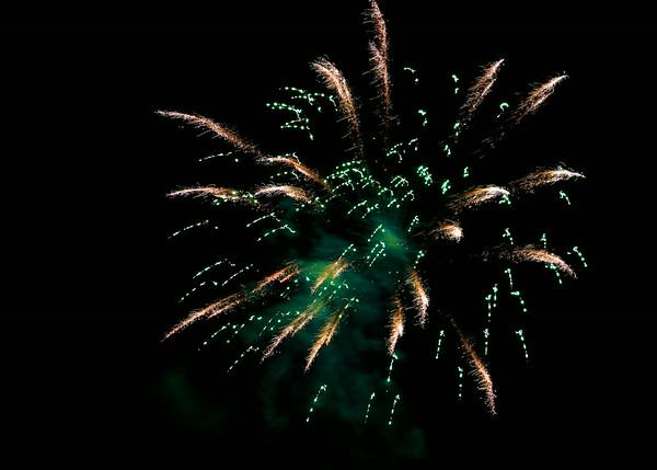 Fireworks Spokane 2014 July 4