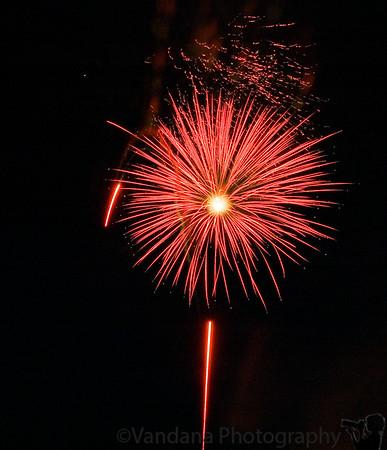 July 4th 2006 Fireworks