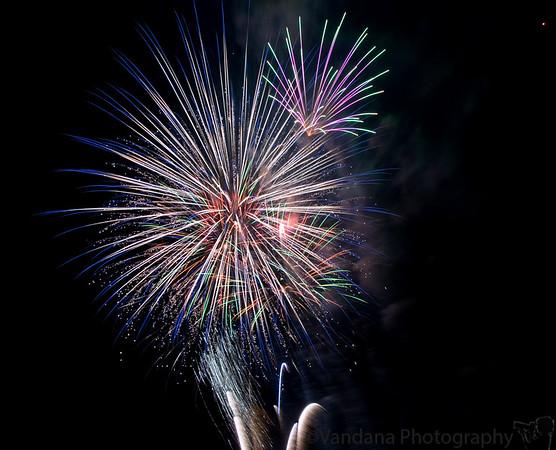 July 4th 2007 Fireworks