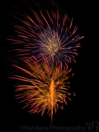 July 4th 2008 Fireworks