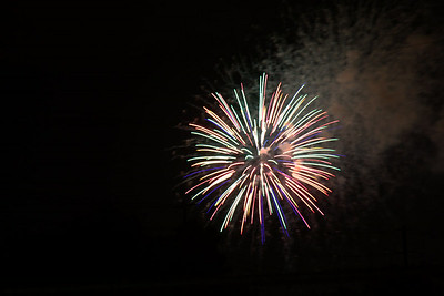 Fireworks, Great America