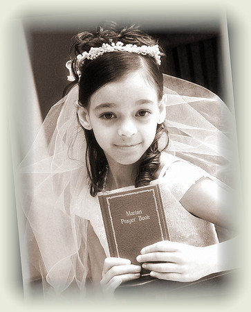 First Communion - Brittany - 05-16-2009