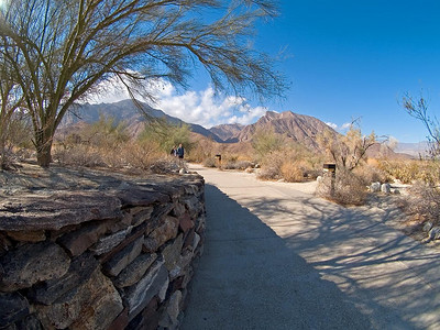 Palm Canyon Visitor Center