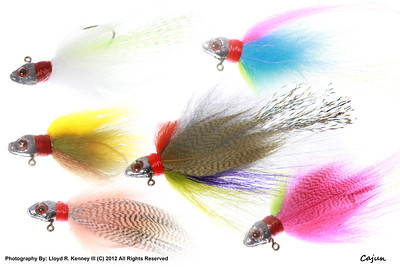 Radicle Tackle Lures - A North Georgia based company. Photography By Lloyd R. Kenney III (C) 2012 All Rights Reserved
