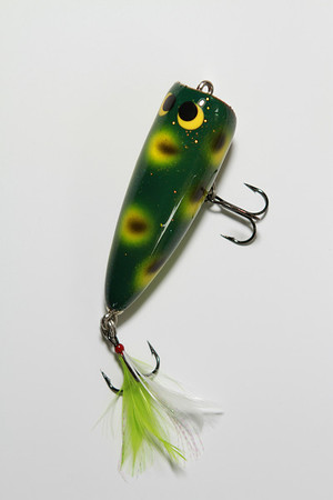 Blackwater Bait Company's New Lures for 2012. Photography By Lloyd Kenney III (C) 2012 All Rights Reserved