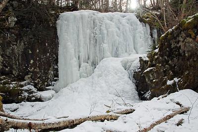 Five watersfalls in five hours