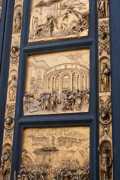Door, Basilica di Santa Croce (Basilica of the Holy Cross)