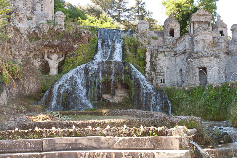 Gardens of the Villa d'Este