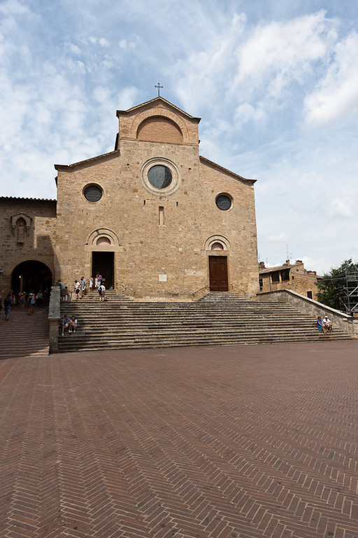 The Domo or Collegiata church