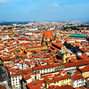 Florence Italy From Above