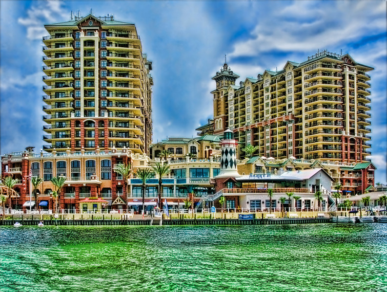 Emerald Grande, Destin, Florida