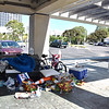 Homeless in Newport Beach California