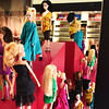 Barbie Fashion Show at Cosmetic Store in South Coast Plaza in Costa Mesa CA