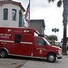 Newport Beach Fire Truck is Ready to Go