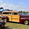 Nice Woody at the Car Show in Fountain Valley CA