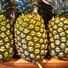 Fresh Pineapple at Whole Foods in Orange County California
