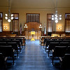 Inside Courtroom in Santa Ana Old Courthouse