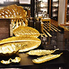 Michael Aram Gold Home Decor from South Coast Plaza in Costa Mesa CA