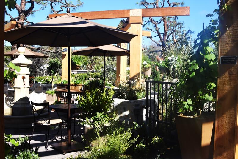 Nice Patio in Orange County California