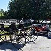 Antique Vehicles from Knott's Berry Farm