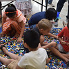 Girls Play with Legos Too at South Coast Plaza in Costa Mesa CA