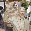 Ronald Reagan was a Frequent Guest on Balboa Island in Newport Beach CA