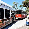 Riding the Orange County Transit Bus in Laguna Beach California