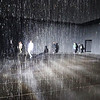 Rain Room at the Los Angeles County Museum of Art in California 10