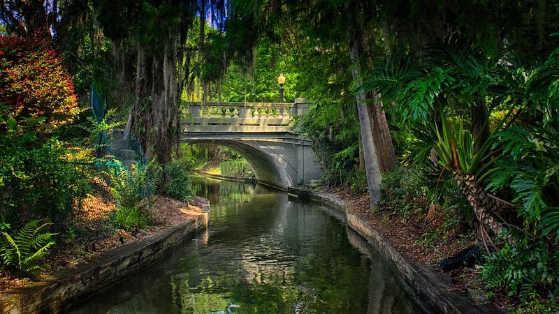 "WPP1518  ""Sunlit Canal"""
