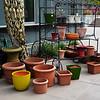 Pots For Sale at Denver Botanical Gardens