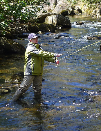 Fly Fishing Event 2014