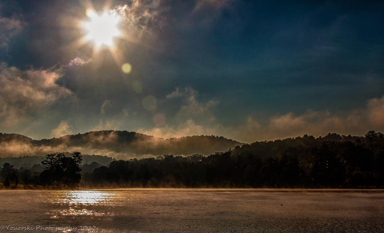 Beaver Lake Asheville NC