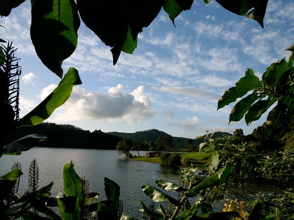 Vortragsreise nach Ponta Delgada St. Miguel (Azoren/Azores Portugal) Vortrag Moxonidin Solvay