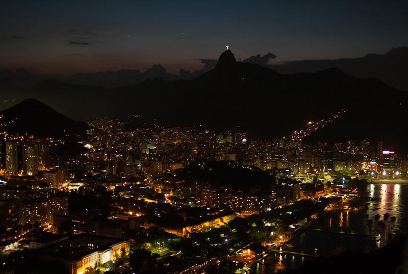 Rio de Janeiro - Brasilien mit Max 7.-11.3.2008 (CHIESI-Meeting)