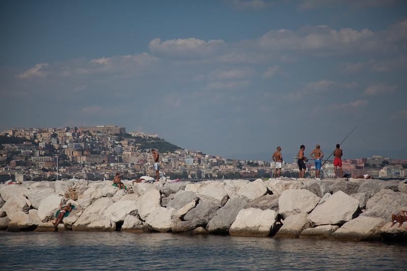 Capri-Urlaub 2010! Anacapri, Napoli, Laura Giusti, Monte Solaro, Faro, Vespa-Fahren,