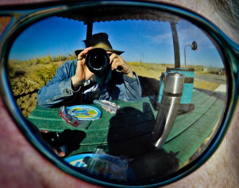Plum in the Shade<br /> <br /> Plum Island, Newberryport, MA. ©2006