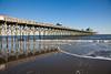 The Folly Beach pier in South Carolina.