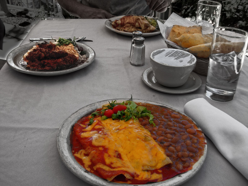 """Another fiesta - this one at Rancho de Chimayo in Chimayo, New Mexico.<br />  <a href=""""http://www.ranchodechimayo.com/"""">http://www.ranchodechimayo.com/</a>"""