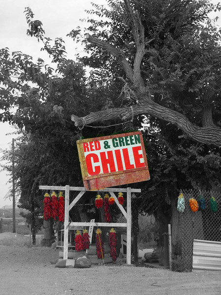 """Going to the source for some of the world's best chiles in Hatch, New Mexico.  The """"Chile Capital of the World"""" holds its annual Chile Festival on Labor Day weekend each year.  <a href=""""http://www.hatchchilefest.com/"""">http://www.hatchchilefest.com/</a>"""