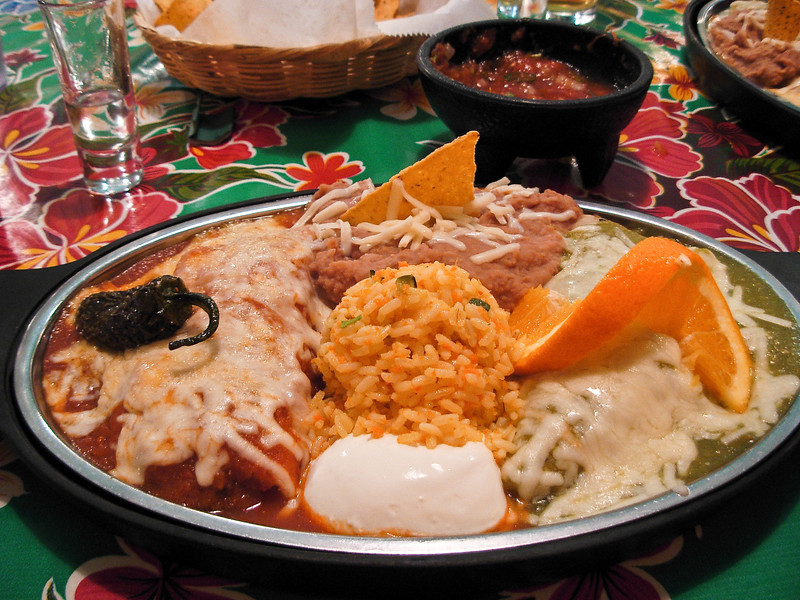 """Best Mexican food in Utah can be had at Miguel's in Moab.<br />  <a href=""""http://www.miguelsbajagrill.com/ordereze/1000/Page.aspx"""">http://www.miguelsbajagrill.com/ordereze/1000/Page.aspx</a>"""