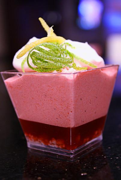 Strawberry Whip Dessert