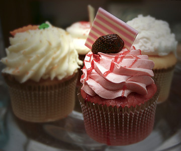 Cupcakes by Sweet Surrender, The Palazzo, Las Vegas