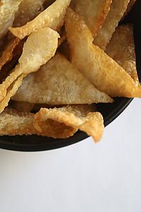 Wonton Chips