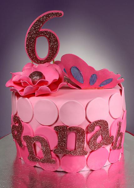 Birthday Cake by Raquel