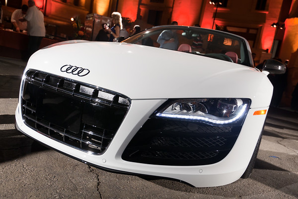 I am a huge fan of the original R8...and think the Spyder looks awesome from the front