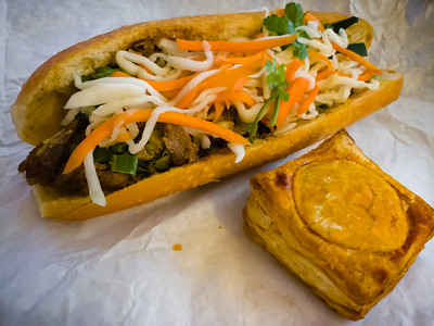 First bánh mì of the year