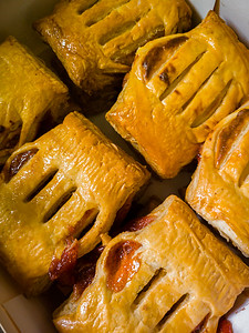 Porto's Refugiado (Guava and Cheese Strudel) and Guava Strudels are among my all time favorites