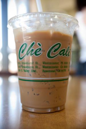 Their Iced Coffee is VERY good